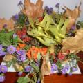 Фотоотчет конкурса поделок из природного материала «Щедрая Осень»