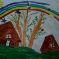 «Сказка— любимый жанр детей». Фотоотчет рисунков по сказкам