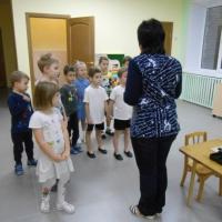 Фотоотчёт о проведении турнира по шашкам среди воспитанников старших и подготовительных групп ДОУ
