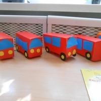 Детский мастер-класс «Автобус»