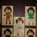 Дидактическая игра «Оденем куклу»