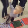 «Путешествие в зоопарк». Спортивное развлечение с детьми и родителями в младшей группе