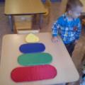 Дидактические игры-пособия для развития сенсорных эталонов у детей раннего возраста