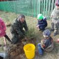 Экологический проект «Мы за чистое село»