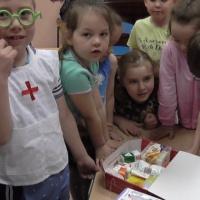 Конспект беседы «Приемы оказания первой медицинской помощи» для детей старшей группы