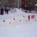 Снежные фантазии