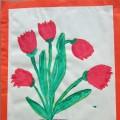 Фотоотчет детских работ «Пришла Весна»