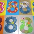 Мастер-класс по изготовлению открытки для мамы к 8 Марта