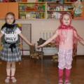 Мастер-класс для детей второй младшей группы «Сказочная гжель»