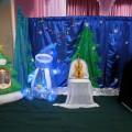 «Заяц с музыкальными ушами». Фотоотчет о новогоднем спектакле в детском саду