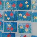Аппликация «Рыбки в аквариуме»