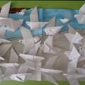 Конспект НОД по оригами в подготовительной к школе группе «Птицы мира и добра»