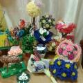 Выставка творческих работ ко Дню Матери. Фотоотчет