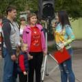 Фотоотчет «Городской конкурс «Мама, папа, я— спортивная семья», посвященный 210–летию города Новочеркасска»