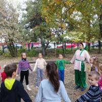 Фотоотчет о ярмарке «Покрова на Дону», взаимодействие экологического центра с детскими садами города Новочеркасска
