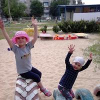 Фотоотчёт «Здравствуй, лето!»