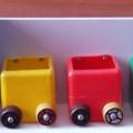 Дидактическая игра «Паровозик» как средство развития речи детей младшего возраста