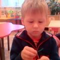 Развитие мелкой моторики детей старшей группы в нетрадиционных видах продуктивной деятельности— вышивании лентами