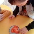 Практико-ориентированный проект с использованием творческой деятельности детей старшей группы «Мы сажаем огород»