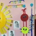 Уголок настроения в старшей группе детского сада.