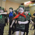 Сценарий спортивного праздника для детей подготовительной группы «Военная игра в детском саду».