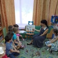 Мастер-класс по аппликации с детьми 5–6 лет «Мишка и его друзья»