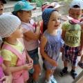Фотоотчет о развлечении-квесте ко Дню рождения родного города «Поиск клада»