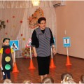 Фотоотчет развлечения «Советы Магистра дорожных наук» в старшей группе