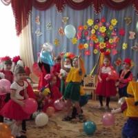 Фотоотчёт «Праздник шариков и бантиков»