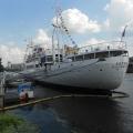 Экскурсия на корабль-музей «Витязь». Фотоотчет