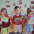 Продуктивная деятельность детей «Петушки, курочки, цыплята»