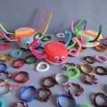 Игровое, развивающее дидактическое пособие «Радужные осьминожки»