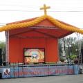 Первый Пасхальный фестиваль в нашем городе. Фотозарисовка