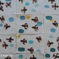 Конспект НОД по аппликации из бумаги «Птичья стайка» для детей старшего дошкольного возраста