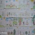 Конспект НОД по рисованию «Заяц-Хваста» для детей старшего дошкольного возраста