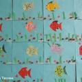 Конспект НОД по аппликации «Аквариум с объемной рыбкой» для детей старшего дошкольного возраста