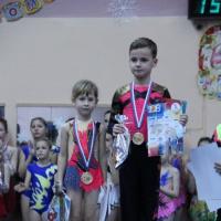 Фотоотчет об участии в соревнованиях по спортивной акробатике на Кубок Деда Мороза