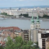 Фотозарисовки Будапешта. Рыбацкий Бастион