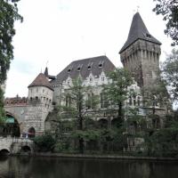 Фотозарисовки Будапешта «Продолжение экскурсии одного дня. Парк Варошлигет»