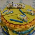 Мастер-класс «Тортик из конфет»