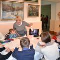 Фотоотчет о проведении мастер-класса по изготовлению «Рождественских ангелочков» для детей инвалидов