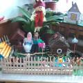 Огород на подоконнике «В деревне у бабушки с дедушкой»