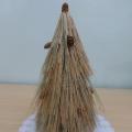 Колоски— природный материал для ёлки.