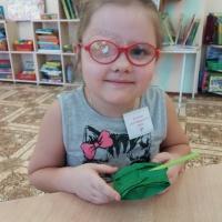 Детский мастер-класс по оригами «Подарок для папы»