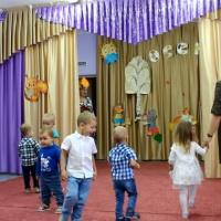 Фотоотчет о проведении развлечения в младших группах