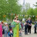 Летнее музыкально-спортивное развлечение «В поисках лета» для детей старшего дошкольного возраста