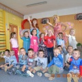 «День рождения в детском саду» (фотоотчёт)