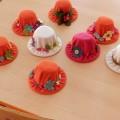Мастер-класс по изготовлению шляпки-игольницы