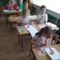 «Скворечник». Конспект занятия по аппликации с детьми подготовительной к школе группы