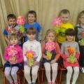 Мастер-класс по изготовлению цветка к 8 Марта